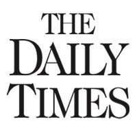 The Daily Times logo