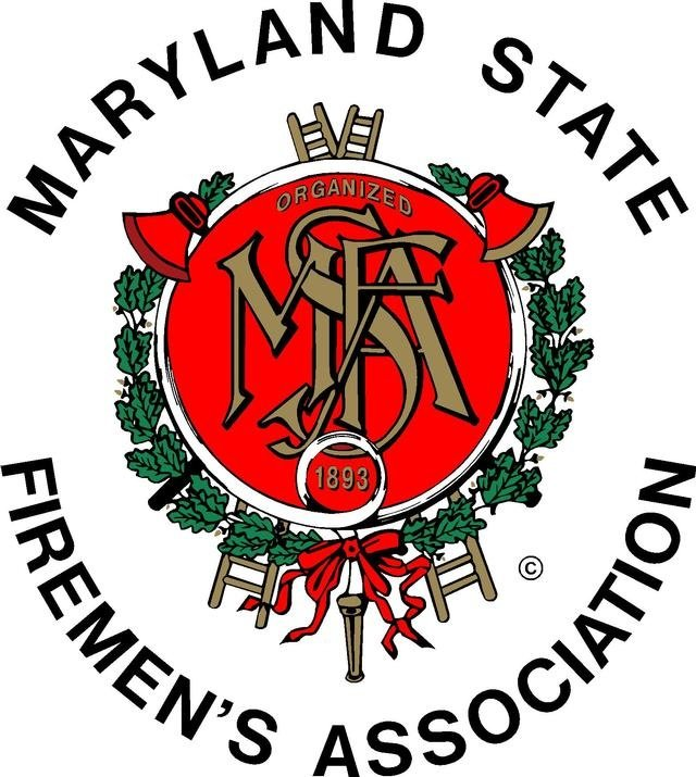 Maryland State Firemans Association logo